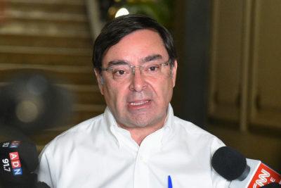 Justicia cita a Felipe Guevara por no entregar oficio sobre manifestaciones