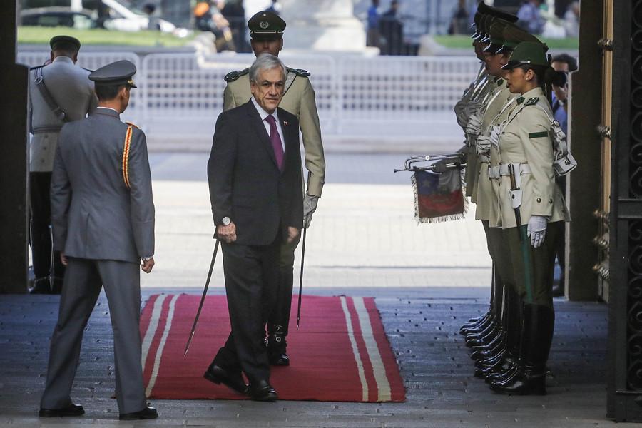 """""""Presidente Piñera confirma que no asistirá al Cambio de Mando en Argentina"""""""
