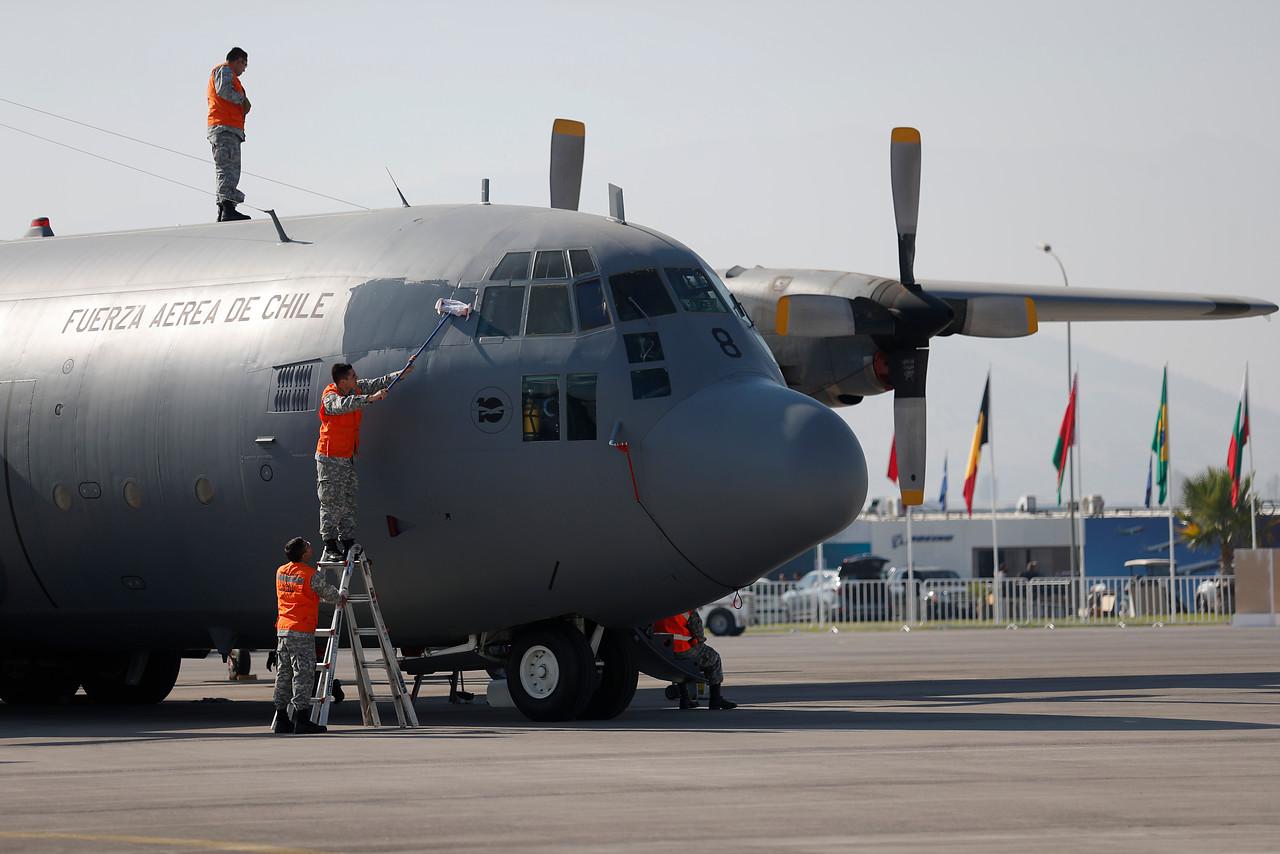 """""""Las 72 horas de búsqueda del Hércules C-130"""""""