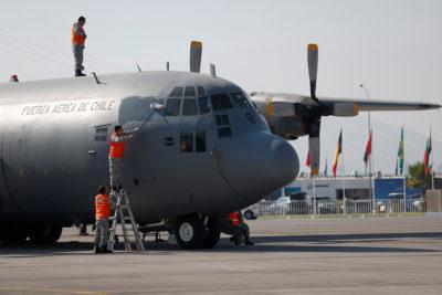 Hércules C-130: familiares piden búsqueda submarina de las víctimas
