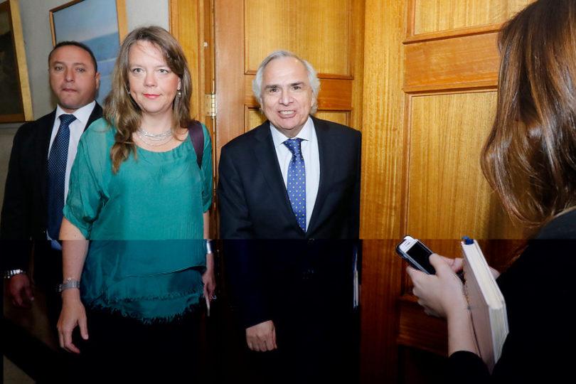 Senado revisa Acusación Constitucional contra ex ministro Andrés Chadwick