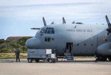 FACh: avión Hércules siniestrado no transportaba material inflamable