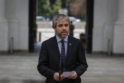 Ministro Blumel ordena cambios en Fuerzas Especiales de Carabineros