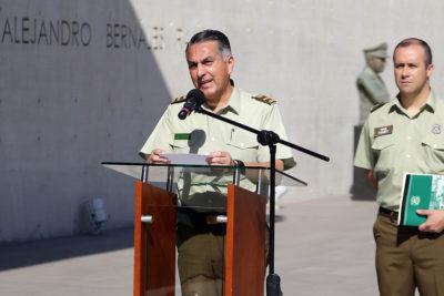 """General Rozas confirma responsabilidad de carabineros en denuncias por hechos """"repudiables"""" y confirma reestructuración en Fuerzas Especiales"""