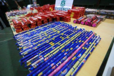 Fuegos artificiales: aumentan niños quemados y se incrementa la venta ilegal