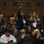 Seminario Constitucional reunió a más de 800 personas en el Teatro Municipal