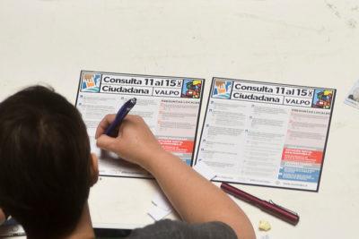 Casi 2,5 millones de personas participaron de la Consulta Ciudadana Municipal