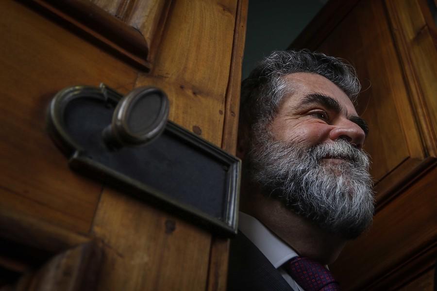 """Ubilla tras su renuncia a Interior: """"Gracias al Presidente por su confianza"""""""