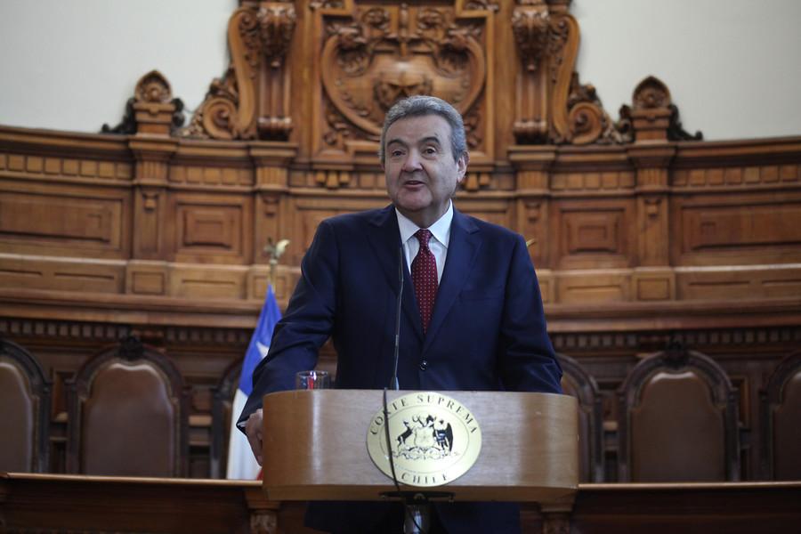 """""""Guillermo Silva es elegido como nuevo presidente de la Corte Suprema"""""""