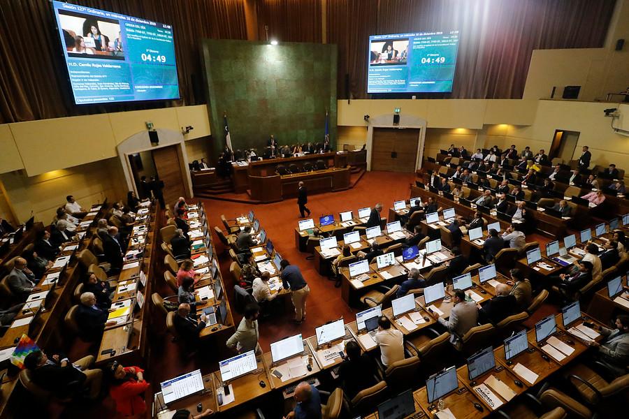 Congreso despacha proyecto para nuevo uso de gastos reservados