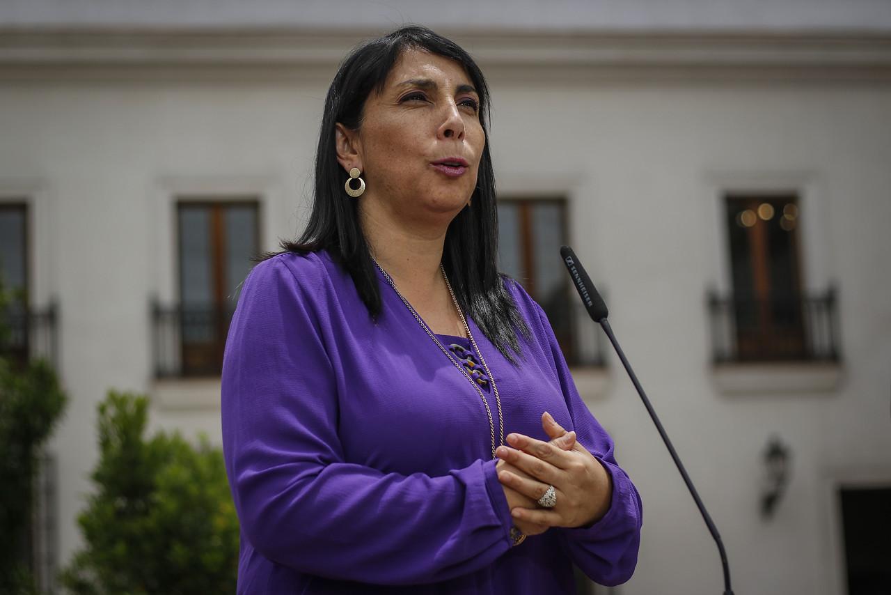 """""""Karla Rubilar defiende informe del Big Data:"""