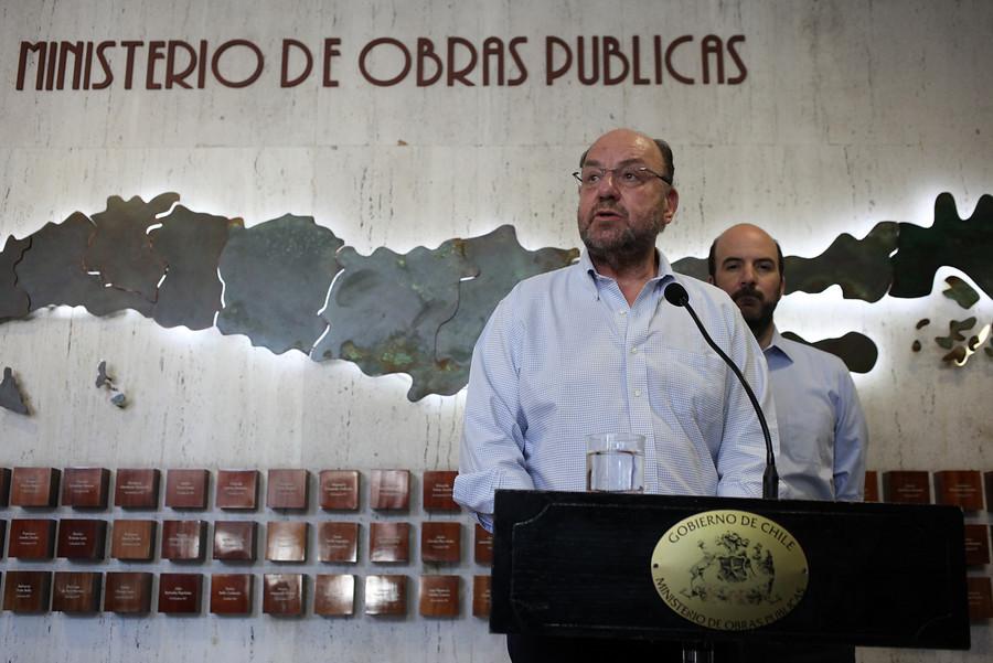 """Ministro Moreno a Hyundai: """"Si no llegamos a un acuerdo están los tribunales"""""""