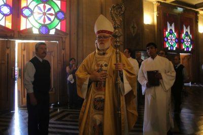 Papa Francisco nombra a Celestino Aós como el nuevo arzobispo de Santiago