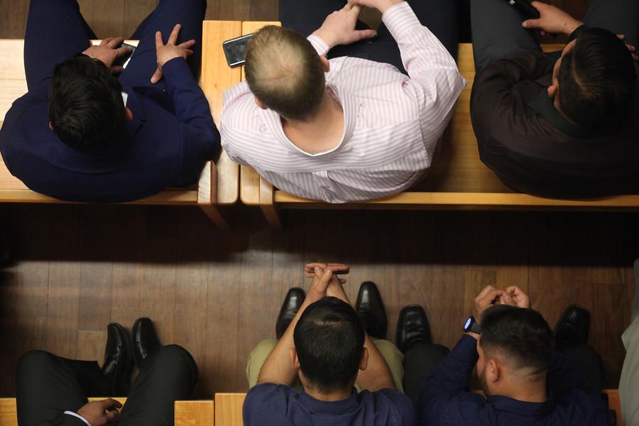 Justicia decreta prisión preventiva para 5 de los 12 carabineros acusados por torturas en Plaza Ñuñoa
