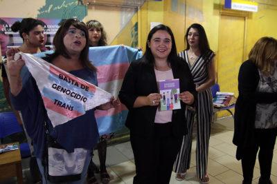Día histórico: personas trans ya pueden realizar su cambio de nombre y sexo legal