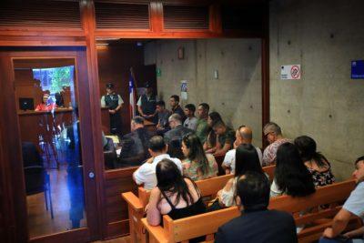 Prisión preventiva para carabineros imputados por torturas y abuso sexual