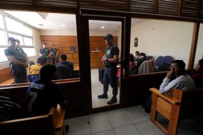 Sujeto acusado de intentar provocar incendio en Valparaíso quedó libre