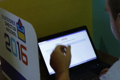 La mitad de los municipios realizará consulta ciudadana utilizando voto electrónico