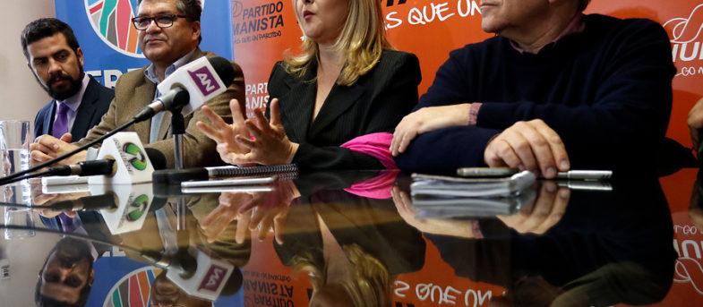 Frente Amplio pierde otro partido: Humanistas deciden dejar la coalición
