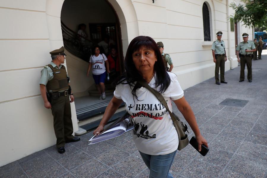 """""""Jefe de bancada DC presenta recurso de amparo contra Roxana Miranda por amenazas a diputados"""""""