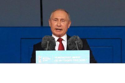 Rusia apelará a sanción de la AMA que la sacó de las competencias internacionales