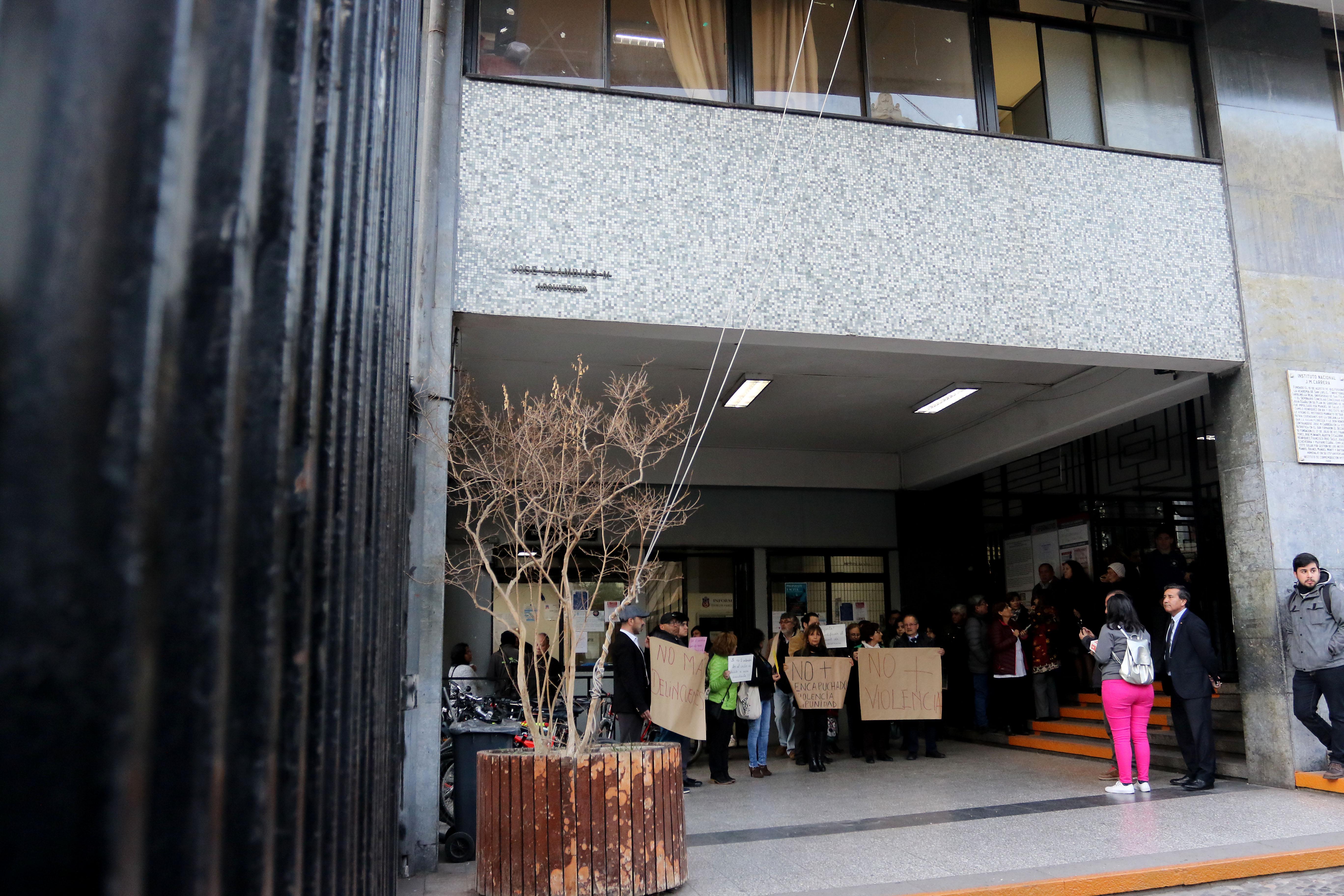 ¿Quedaron más de 100 vacantes en el Instituto Nacional y el INBA tras hechos de violencia?
