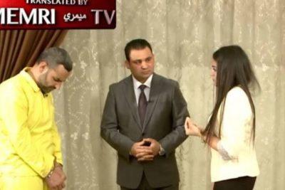 Esclava sexual de Isis enfrenta a su violador en TV