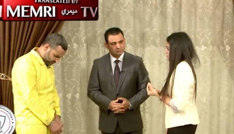 """""""Esclava sexual de Isis enfrenta a su violador en TV"""""""