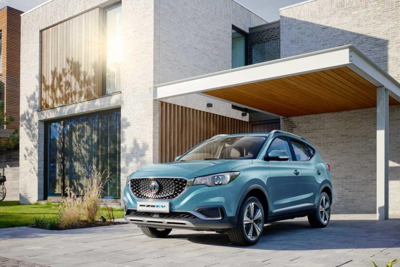 Llega a Chile el primer vehículo SUV 100% eléctrico del mercado