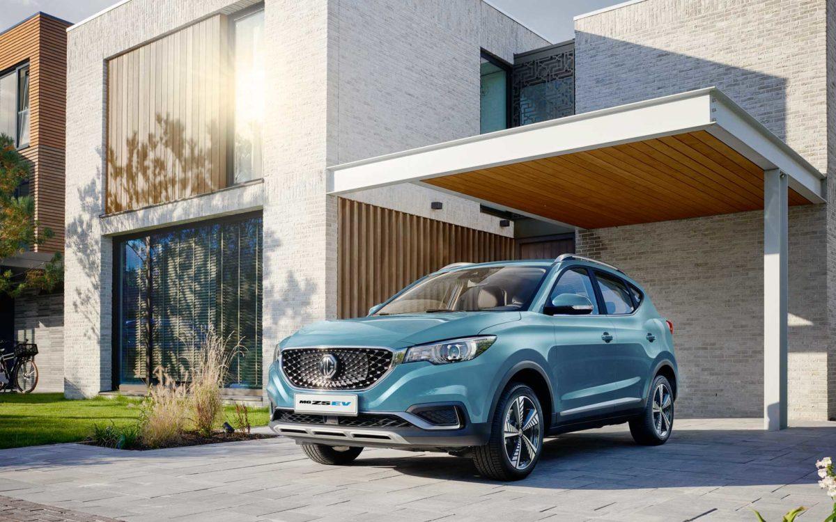 """""""Llega a Chile el primer vehículo SUV 100% eléctrico del mercado"""""""