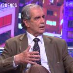 VIDEO |Hermógenes Pérez de Arce da por superado impasse en Bienvenidos