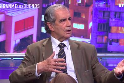 VIDEO  Hermógenes Pérez de Arce da por superado impasse en Bienvenidos
