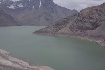 Sequía extrema: Aguas Andinas refuerza acciones para enfrentar este fenómeno en la Región Metropolitana