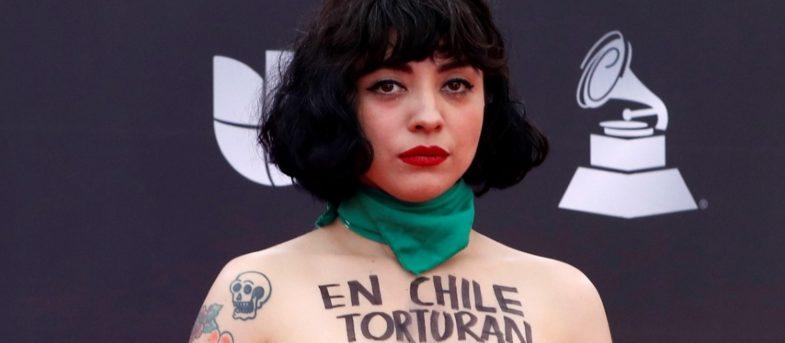 """BBC elige a Mon Laferte como una de las artistas que """"cambió el mundo"""" en 2019"""