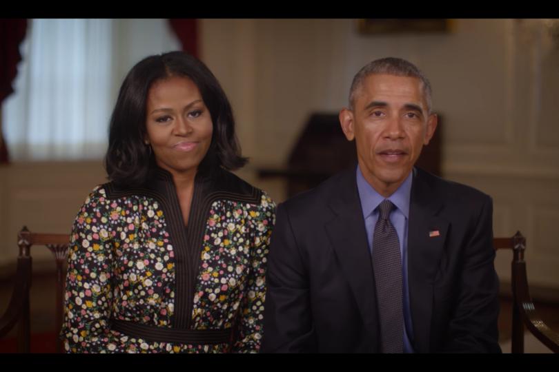 """""""Barack Obama: """"Si las mujeres gobernaran, el mundo sería mejor"""""""""""