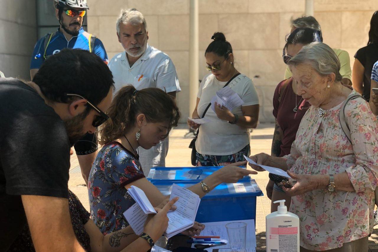 Consulta ciudadana autoconvocada de Las Condes entregó resultados de proceso paralelo