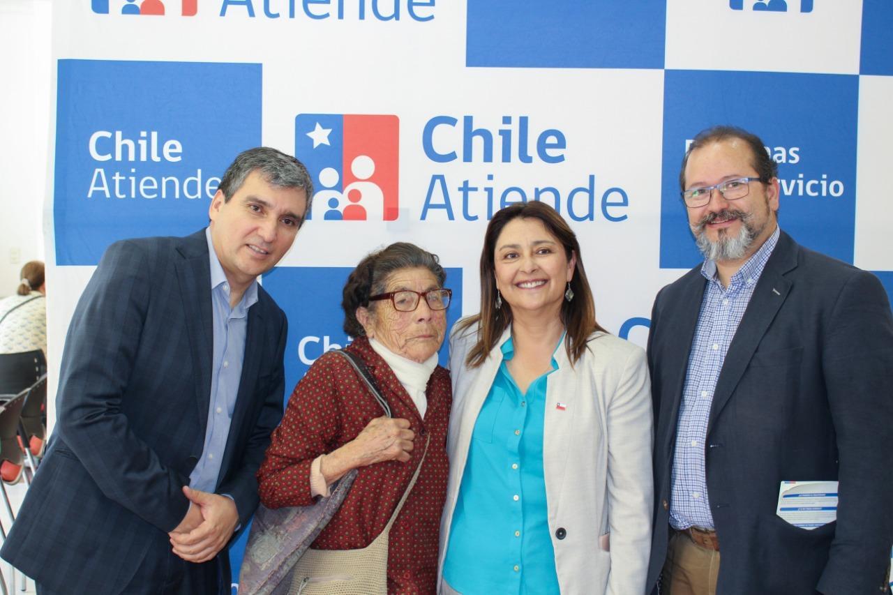 Autoridades precisan aumento de pensiones para adultos mayores de Valparaíso