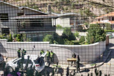"""México denuncia """"amedrentamiento"""" contra su embajada en La Paz y Bolivia justifica lavigilanciapor """"amenazas de posibles ataques"""""""