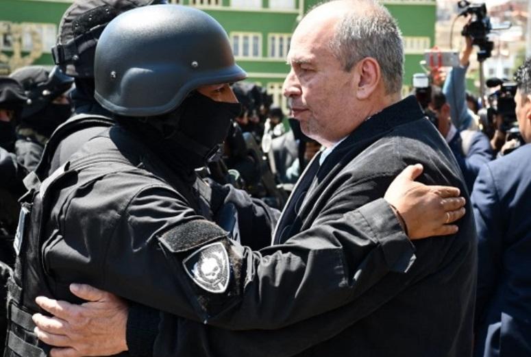 """""""Bolivia crea unidad antiterrorista para desarticular grupos extranjeros que amenacen el país"""""""