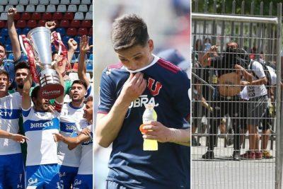 Lo mejor, lo peor y lo impresentable del Campeonato Nacional 2019