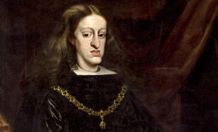 Sexo entre familiares provocó deformidad facial en reyes españoles