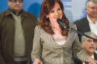 A ocho días de asumir como vicepresidenta: Cristina Fernández declara en juicio por corrupción