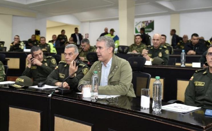 Gobierno de Colombia acepta diálogo con líderes de manifestaciones sociales