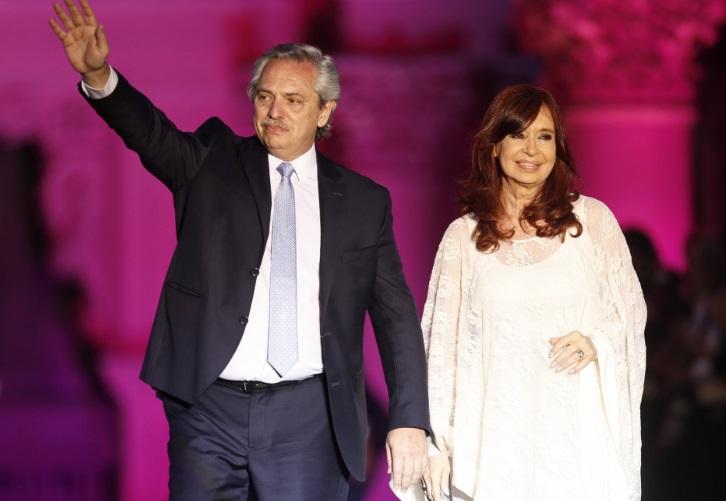 """""""Alberto Fernández se retracta:"""