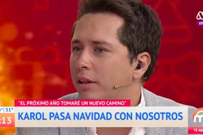 """""""Tengo ganas de tener nuevos proyectos"""": las declaraciones de Karol Lucero tras su despedida del Mucho Gusto"""