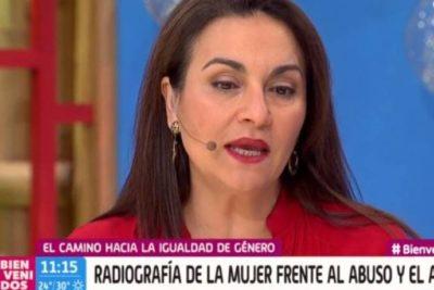 """""""Quiero que esto nunca más se repita"""": Lorene Prieto reveló duros episodios de abuso en TV"""
