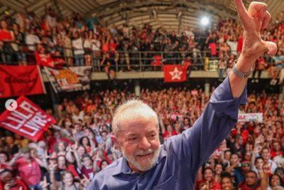 """Lula da Silva acusa a Bolsonaro de querer destruir Brasil """"como en la Alemania Nazi"""""""