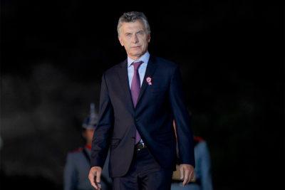 """Mauricio Macri se despide del Gobierno: """"No pudimos recuperarnos de la crisis"""""""