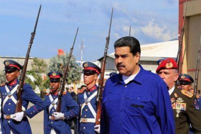 """Países del TIAR sancionan a 29 funcionarios de Venezuela y Maduro los trata de """"payasos"""""""