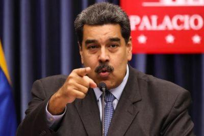 """Nicolás Maduro ordena arrestar a grupo """"terrorista"""" liderado por Juan Guaidó"""